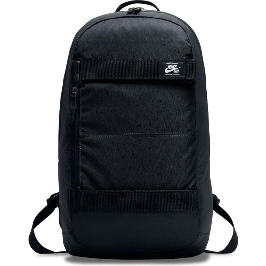 Nike SB Courthouse Backpack (Black/Black/White)