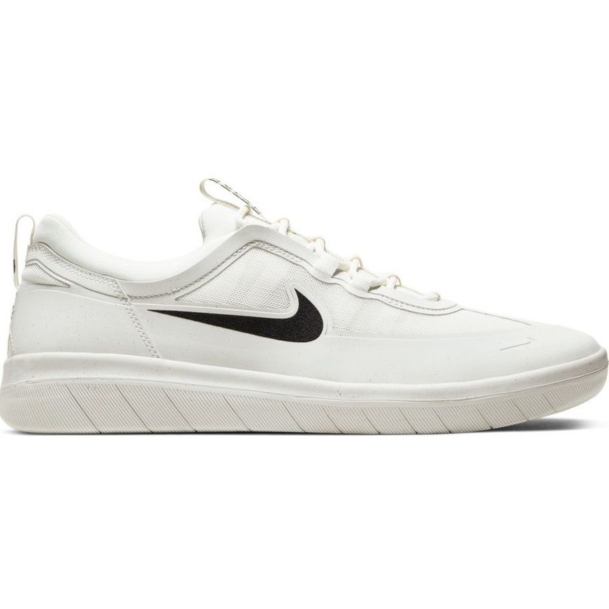 Nike SB Nyjah Free 2.0 (Summit White/Black)