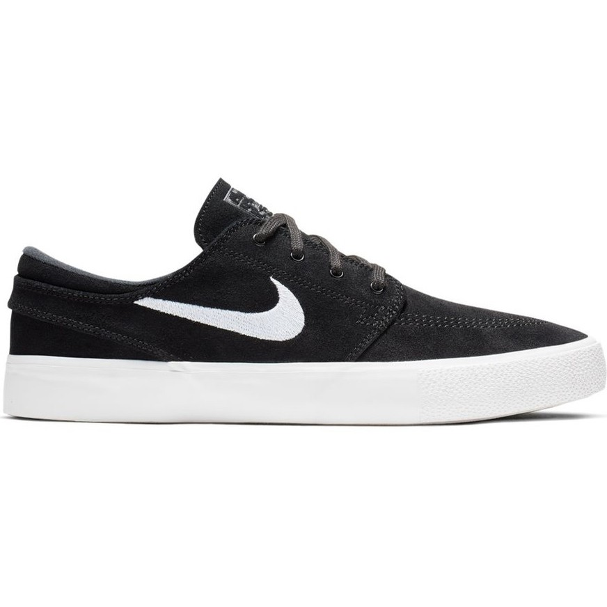 Nike SB Zoom Janoski RM (Black/White-Thunder Grey-Gum Light Brown)